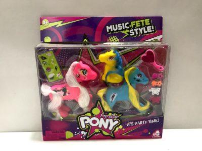 """Лутке """"Pop Star Pony"""""""